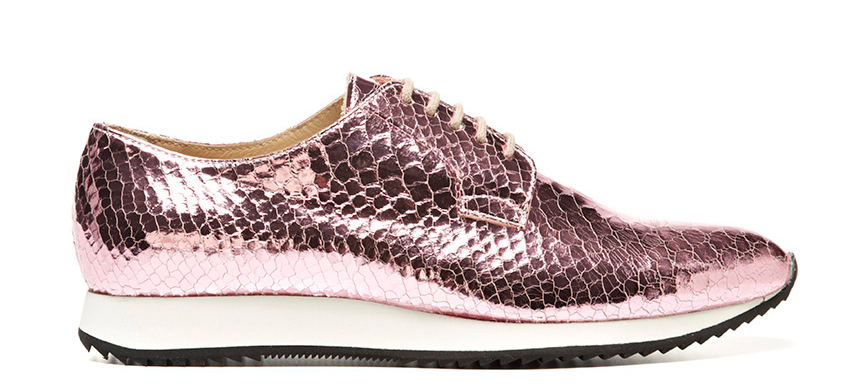 Amando Cabral - Shoes Women Pink Pythons
