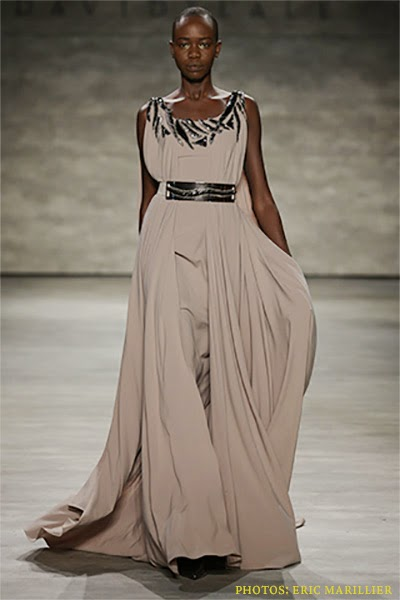 Look of the day David Tlale SS14