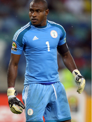 32 year old incent Enyeama is a goalkeeper who plays for the Nigerian national team. Since 2002, he has played for the national team of Nigeria. He currently plays for Lille OSC who he signed for in June 2011