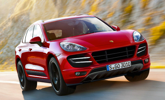 One of the most successful luxury SUVs of all time – the Porsche Cayenne .