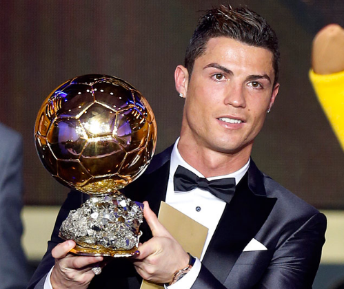 Is Cristiano Ronaldo the best football player in the world?